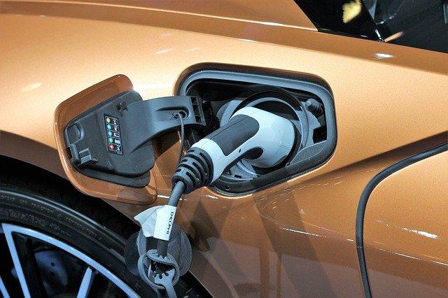 Baterie elektrycznych pojazdów